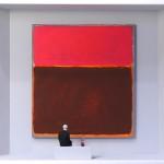 Rothko, Homage to, Der einsame Rothko