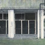 Yates House (acrylic)