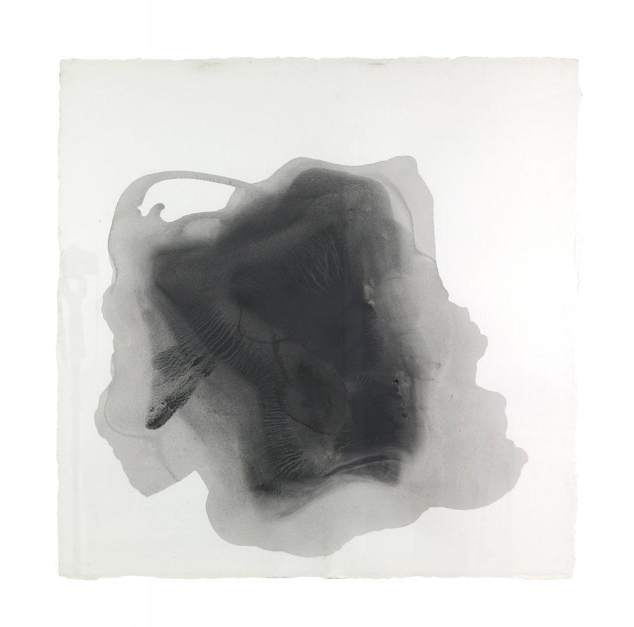 sediment-7-2016-graphite-on-paper-100x100cm